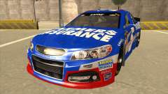 Chevrolet SS NASCAR No. 5 Farmers Insurance para GTA San Andreas