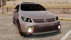 Volkswagen Gol Rally 2012 Socado Turbo