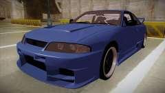 Nissan Skyline R33 JDM para GTA San Andreas