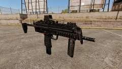 V1 de pistola-metralhadora HK MP7