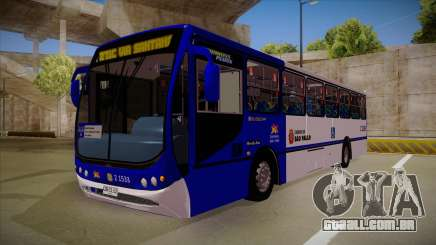 BUSSCAR URBANUSS PLUSS M.BENZ OF-1722 para GTA San Andreas