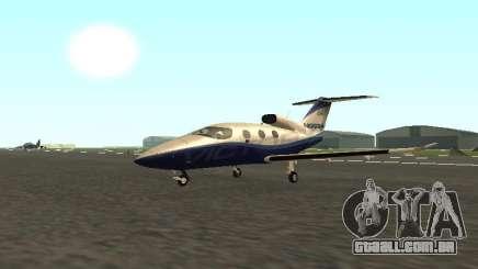 A vitória épica do Microsoft Flight Simulator para GTA San Andreas