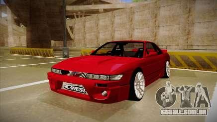 Nissan Silvia S13 Rocket Bunny para GTA San Andreas