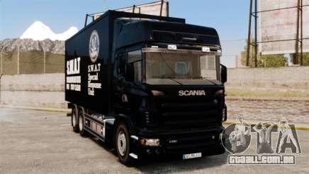 Novo caminhão da SWAT para GTA 4