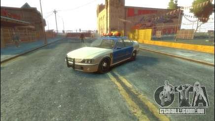 Polícia de GTA 5 para GTA 4