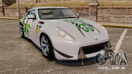 Nissan 370Z para GTA 4