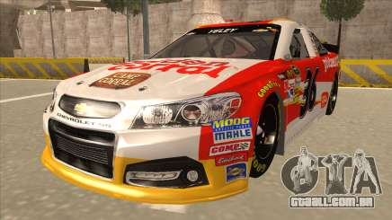 Chevrolet SS NASCAR No. 36 Golden Corral para GTA San Andreas