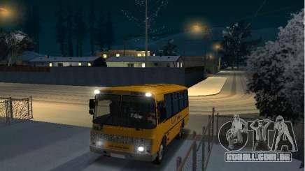 GROOVE escola 32053-70 para GTA San Andreas