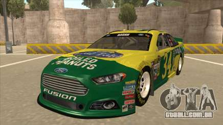 Ford Fusion NASCAR No. 34 Peanut Patch para GTA San Andreas