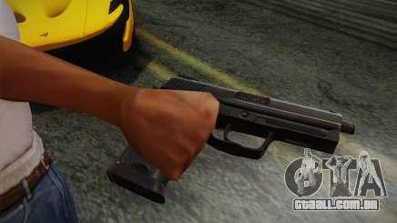 USP45 sem silenciador para GTA San Andreas