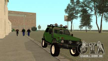 VAZ 21213 Niva 4x4 Off Road para GTA San Andreas