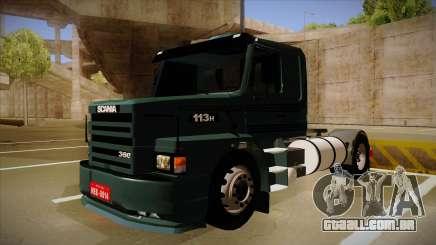 Scania 113H para GTA San Andreas