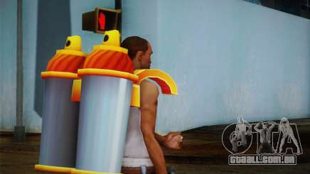 Jetpack from Subway Surfers para GTA San Andreas