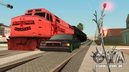 Tonificado Premier V2 para GTA San Andreas