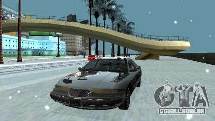 Lincoln Continental Mark VIII 1996 para GTA San Andreas
