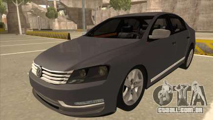 Volkswagen Passat 2.0 Turbo para GTA San Andreas