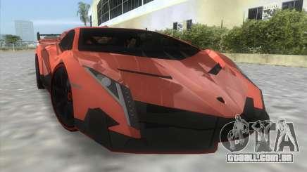 Lamborghini Veneno para GTA Vice City