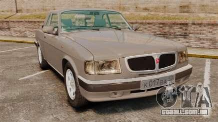 Volga GAZ-3110 Coupe para GTA 4