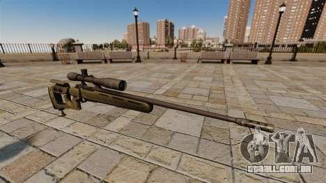 GOL Sniper Magnum sniper rifle v2 para GTA 4
