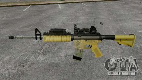 Automático M4 Red Dop v2 para GTA 4 terceira tela