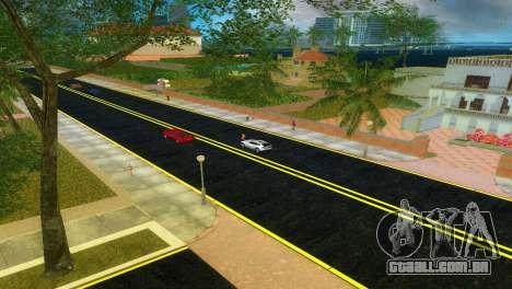 Novas estradas Starfish Island para GTA Vice City