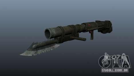 Lançador de foguetes para GTA 4