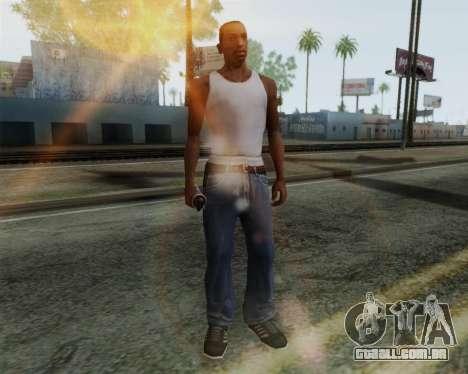 Granada de luz HD para GTA San Andreas segunda tela