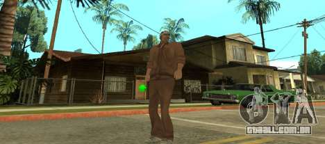 Kelly de pele do GTA Vice City Beta para GTA San Andreas terceira tela