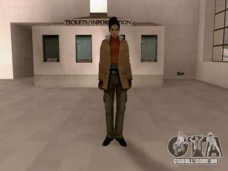 La Cosa Nostra HD Pack para GTA San Andreas por diante tela