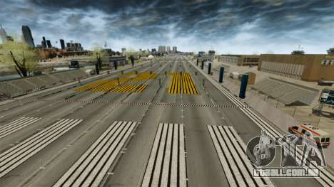 Euro Drag Strip para GTA 4 segundo screenshot