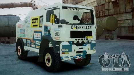 MAN TGA GINAF Dakar Race Truck para GTA 4
