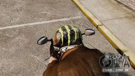Uma coleção de capacetes Arai v2 para GTA 4 segundo screenshot