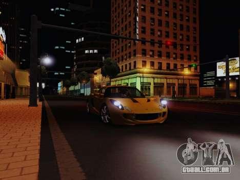 SA_RaptorX v 1.0 para PC fraco para GTA San Andreas terceira tela