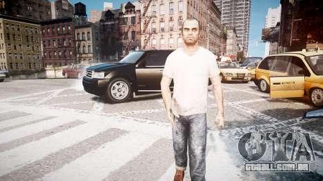 Trevor Fillips from GTA V para GTA 4 quinto tela