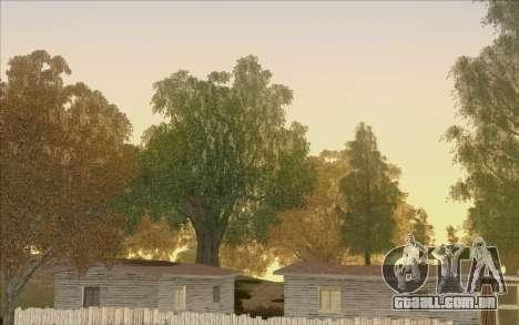 Behind Space Of Realities - Cursed Memories para GTA San Andreas oitavo tela