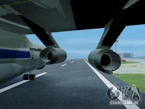 Il-76td v 1.0 para GTA San Andreas vista direita