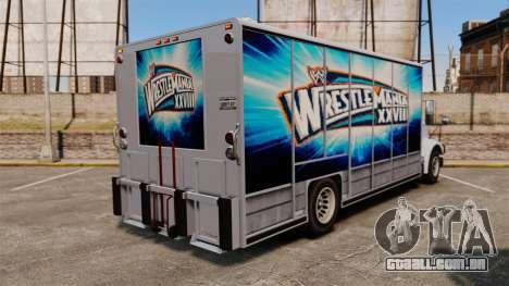 Estrelas do wrestling Benson para GTA 4