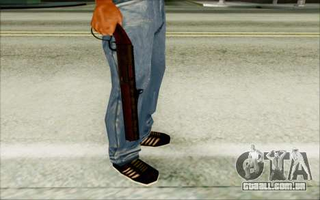 Espingarda EMSSS-12 para GTA San Andreas