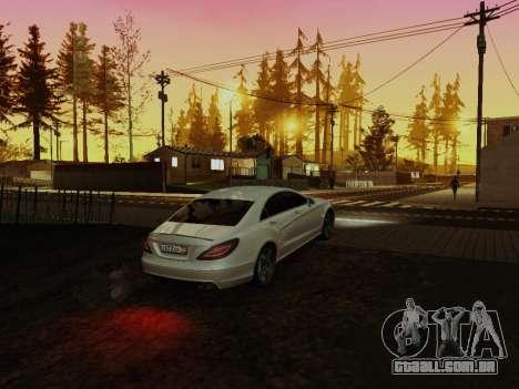SA_RaptorX v 1.0 para PC fraco para GTA San Andreas sexta tela