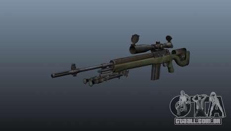 Rifle sniper OSV-96 para GTA 4