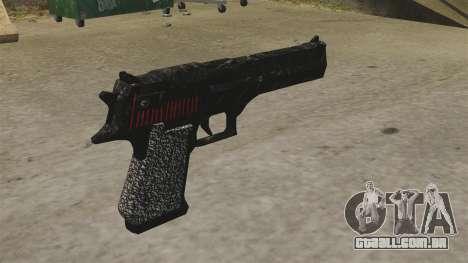 Desert Eagle pistola Propa Gangsta para GTA 4 segundo screenshot