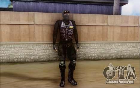 SWAT de Postal 2 para GTA San Andreas