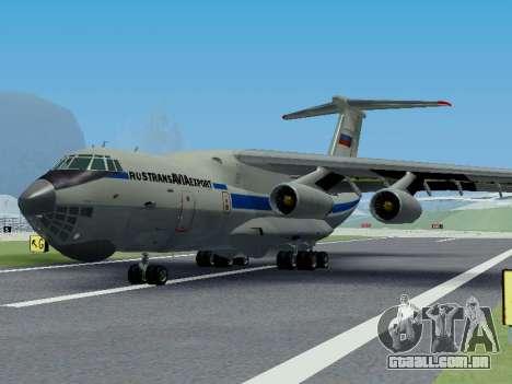 Il-76td v 1.0 para GTA San Andreas
