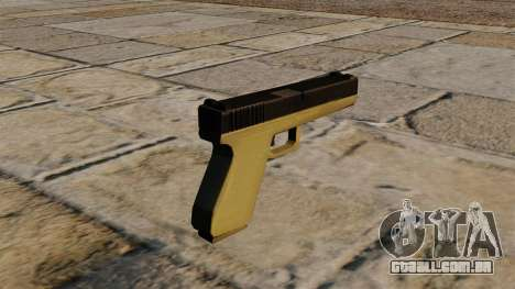 Glock bicolor para GTA 4 segundo screenshot