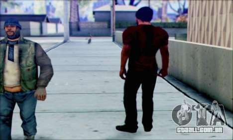 Grant Brody de Far Cry 3 para GTA San Andreas terceira tela