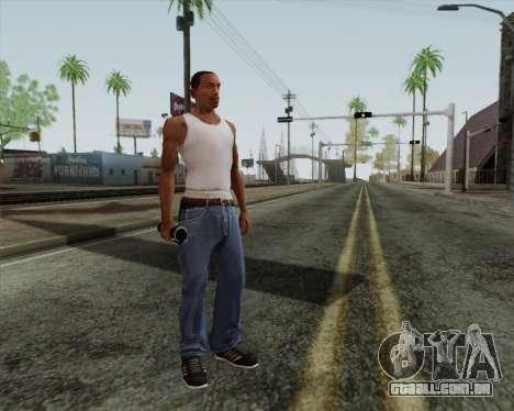 Granada de assalto de HD para GTA San Andreas segunda tela