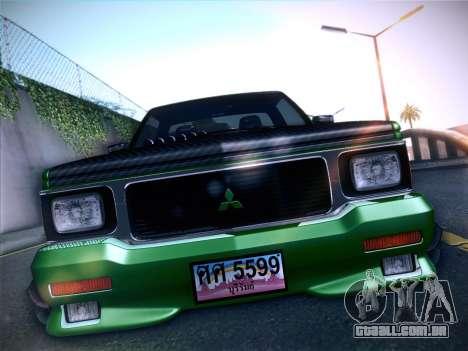 Mitsubishi Cyclone para GTA San Andreas