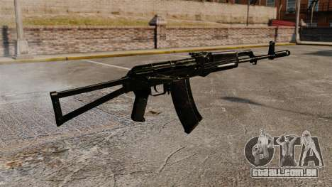 AK-47 v9 para GTA 4 segundo screenshot
