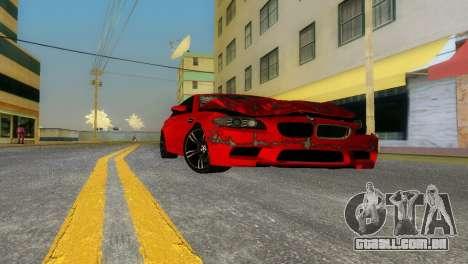 Vice City HD Road para GTA Vice City segunda tela