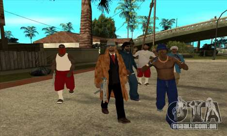 Nigga Collection para GTA San Andreas segunda tela